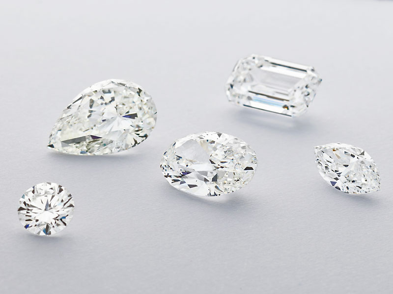 Alles was ist über Diamant wissen müssen - Juwelier am Schloss Fashion in Schwetzingen