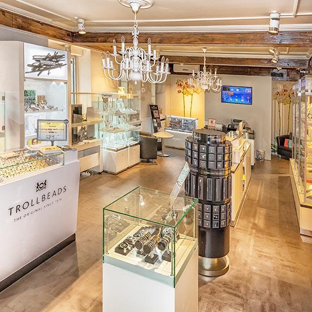 Standort - Juwelier am Schloss Fashion in Schwetzingen