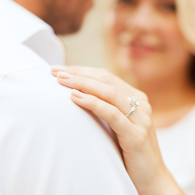Unserer JA! Sager Verlobungsringe - Goldschmiede Juwelier am Schloss in Schwetzingen