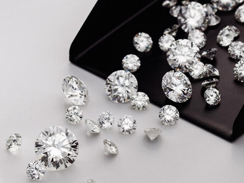 Diamanten entdecken mit Goldschmiede Juwelier am Schloss in Schwetzingen